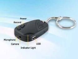 Spy Keychain