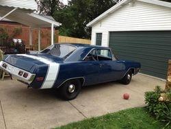 59.72 Dodge Dart.