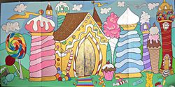 Candy Land 8'x16'