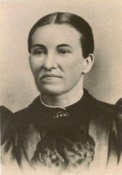 Sarah (Isett) Adams (1845-1908)