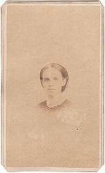 Hannah Douglas Knox Bemiss of Bath, New York