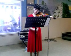 Guest Violinist