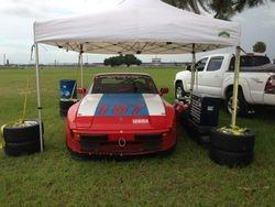 Pit set up