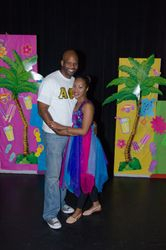 Mrs. Kandyss (RNDA CEO/Owner) and her husband (Mr. Andre McAden)