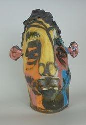 Mary Jones Ceramics. I wonder.  SOLD