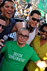 DLM & DJ Bas, DJ Alex G, Mauri & Yuchi
