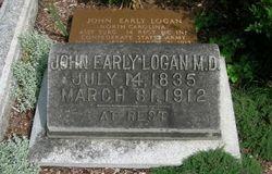 Jno. E. Logan, M.D.