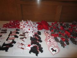 Some of the handmade items