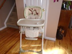 Baby Trend Havenwood High Chair - $40