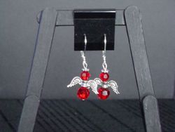 Guardian Angels (Red) (Item #3058)  $10.00