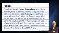 SERP - Real Estate SEO Short Definition