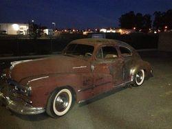 42.Silver Streak 1948 Pontiac
