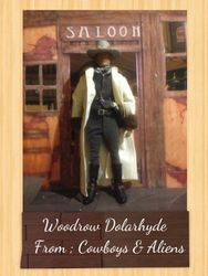 Woodrow Dolarhyde 2 by WKH