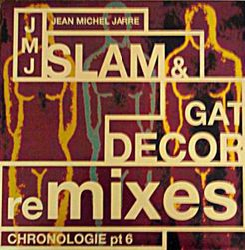 Chronologie 6 Remixes - UK