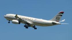 Etihad Airbus A330-200 A6-EYO