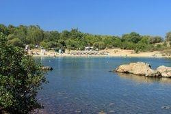 Agii Apostoli last beach