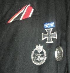 Heer Panzer Officer  (Early War) :