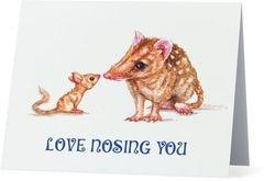 NOSING YOU