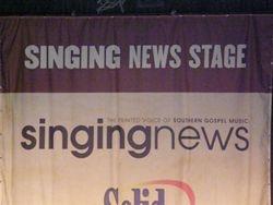 Singing News Stage