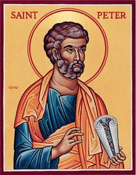 Icon of St. Peter