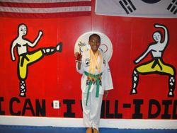 06-03-2012  Championships   Marcel  Leach  1 st place Forms , 1 st place Breaking , 2 nd place Weapons , 1 st place Fighting