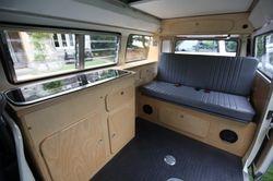 Luke's Van.