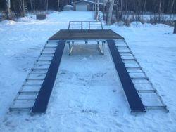 2014 Sled Deck