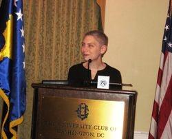 Ambassador Tina S. Kaidanow,  Principal Deputy Assistant Secretary
