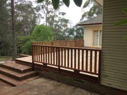 Merbau Handrails