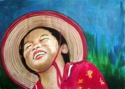 """""""Les enfants du monde - Vietnam"""""""