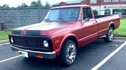 19. 71 Chevy pickup