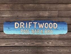 Pool Bar sign