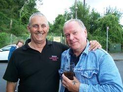 Barry Howard & Bob Barratt