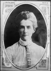 Edith Cavell. 1914.