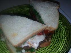 Lentil Veggie Burger 5