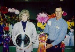 WCDS Show 1st Jim Bruneau Award Best AA or A