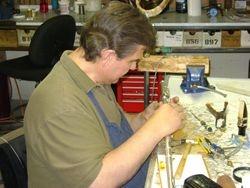 Repairing a Flute