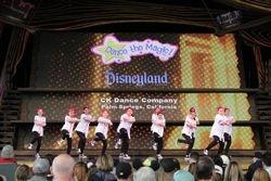 Disneyland Dance the Magic Showcase