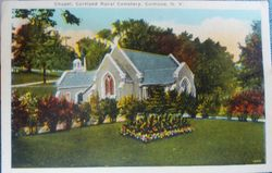 Postcard of Chapel