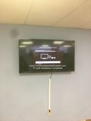 TV wall installation service in university park MD