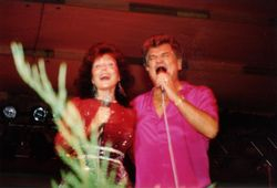 Loretta and Conway 1989 Germany
