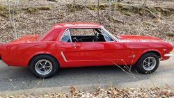 37.65 Ford Mustang