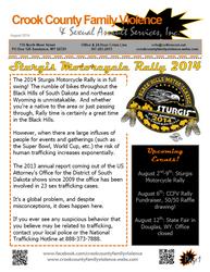August Newsletter!