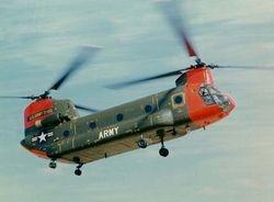 CH-47 Training Aircraft: