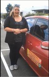 Driving School Footscray - Testimonial - Rhiannon Petrie
