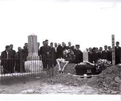 Funeral of H. Yamasaki, Rock Springs