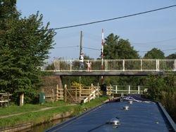 The Swing Bridge!