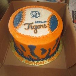 Detroit Tigers Birthday