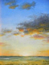 Cozumel sunset 2013