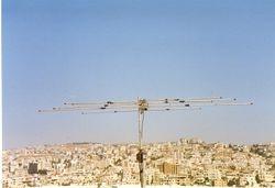 JY7SIX 6 metre Antenna